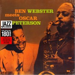 Ben Webster / Oscar Peterson-Ben Webster Meets Oscar Peterson /  Jazz Wax Records