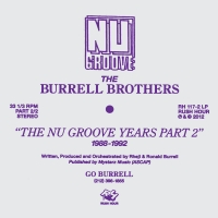 The Burrell Brothers-The Nu Groove Years Lp 2 / Rush Hour