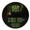 Milyoo-Dasein / OPIT RECORDS