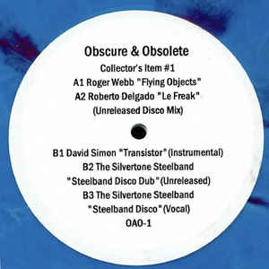 Obscure & Obsolete - Collector's Item 1