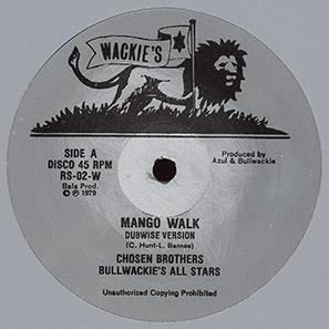 Chosen Brothers / Rhythm & Sound-Mango Walk / Mango Drive