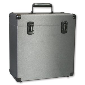 Groove Record Carrying Case [Graphite]