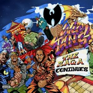 Wu-Tang Clan-Saga Continues