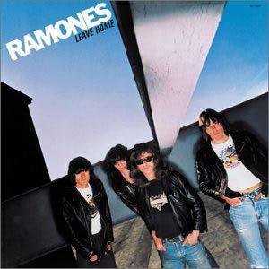Ramones-Leave Home / Sire Records Company