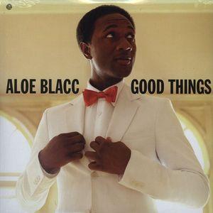Aloe Blacc-Good Things / STONES THROW