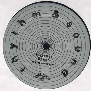 Rhythm & Sound-Smile / Rhythm & Sound