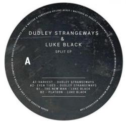 Dudley Strangeways / Luke Black-Dudley Strangeways & Luke Black Split EP / Chord