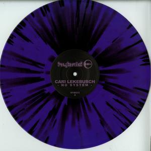 Cari Lekebusch-No System / H-Productions