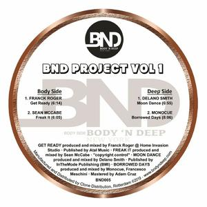 Va-Bnd Projects Vol.1 / Body 'N Deep