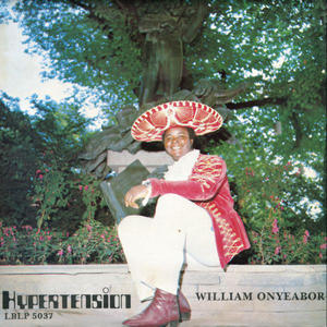William Onyeabor-Hypertension /  Luaka Bop