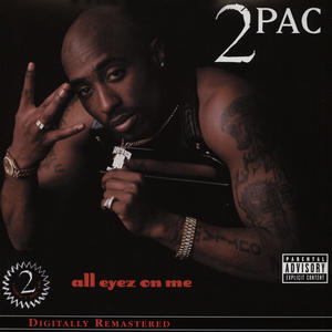 2Pac-All Eyez On Me /  Death Row Records