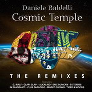 Daniele Baldelli-Cosmic Temple - The Remixes / Mondo Groove