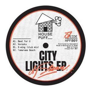 Dj Steaw - City Lights Ep / House Puff