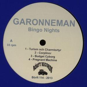 Garonneman-Bingo Nights / Borft