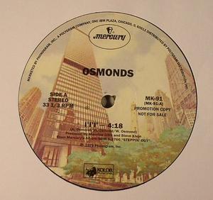 The Osmonds-I, I, I, / Mercury