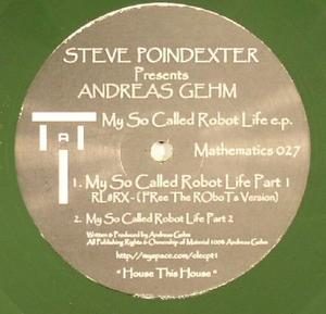 Andreas Gehm-My So Called Robot Life / Mathematics