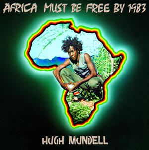 Hugh Mundell-Africa Must Be Free By 1983 /  GREENSLEEVES