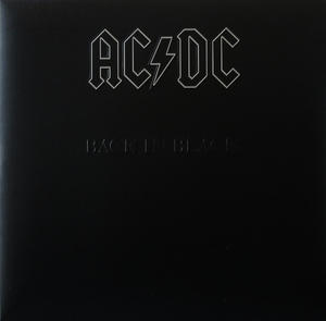 AC/DC-Back In Black /  Columbia