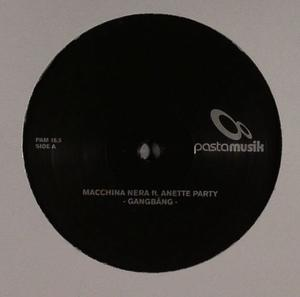 Anette Party-Gangbang / Pastamusik