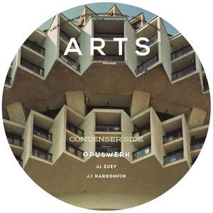 Opuswerk-Social Condenser EP / ARTS