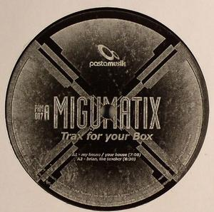 Migumatix-Trax For Your Box / Pastamusik