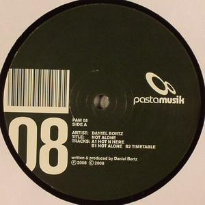 Daniel Bortz-Not Alone / Pastamusik