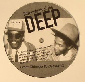 Va-From Chicago To Detroit V5 / Descendants Of The Deep