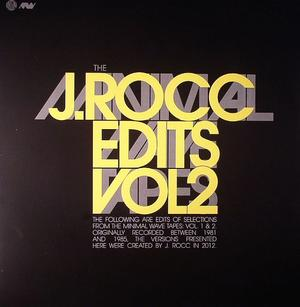 J.Rocc-Minimal Wave Edits Vol.2 / Stones Throw