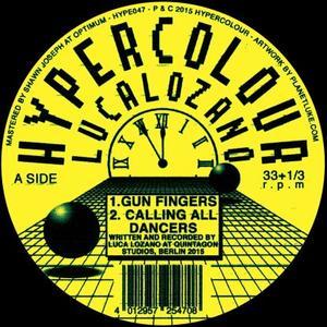 Luca Lozano-Gun Fingers / Hypercolour