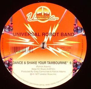 Universal Robot Band- Dance And Shake Your Tambourine