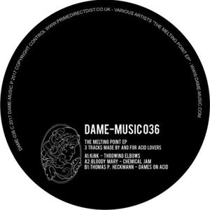 Various Artists-The Melting Point Ep / Dame Music