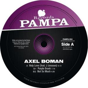 Axel Boman-Holy Love / Pampa