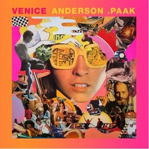 Anderson Paak-Venice /  Steel Wool Records
