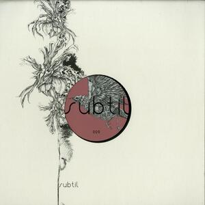 Hansel- Time Is Up EP / Subtil