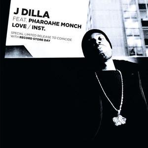J Dilla-Love (RSD Edition)