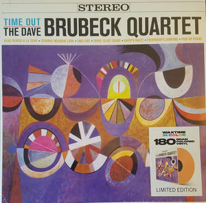 Dave Brubeck Quartet-Time Out / WaxTime In Color