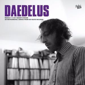 Daedelus-Baker's Dozen /  FAT BEATS
