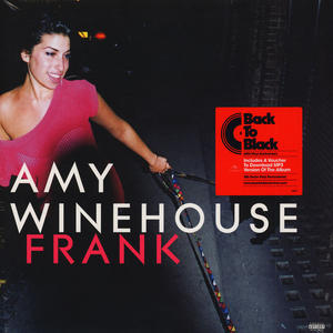 Amy Winehouse-Frank / Island Records ‎