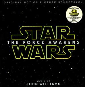 John Williams-Star Wars: The Force Awakens (Original Motion Picture Soundtrack)