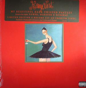 Kanye West-My Beautiful Dark Twisted Fantasy / Def Jam