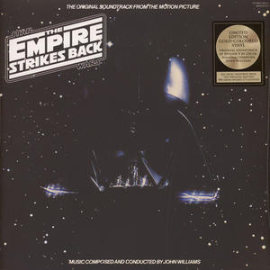 John Williams-The London Symphony Orchestra – Star Wars / The Empire Strikes Back / The Original Soundtrack From The Motion Picture
