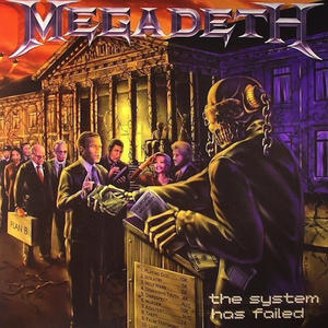Megadeth-The System Has Failed / Music On Vinyl
