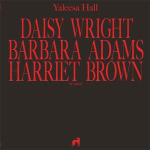 Yaleesa Hall-Daisy Barbara Harriet /  Will & Ink