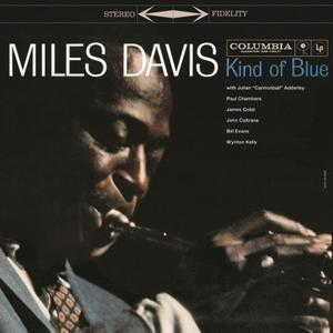 MILES DAVIS-KIND OF BLUE (DELUXE)