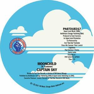 Captain Sky  -Moonchild / Past Due