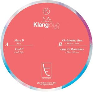 Va-A Tribute To Klang Club Vol.2 / Unclear