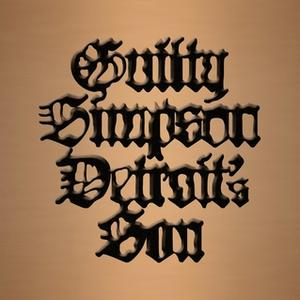 Guilty Simpson-Detroit's Son /  STONES THROW