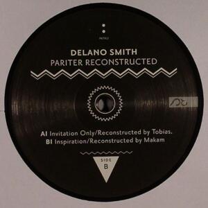 Delano Smith-Pariter Reconstructed / Pariter