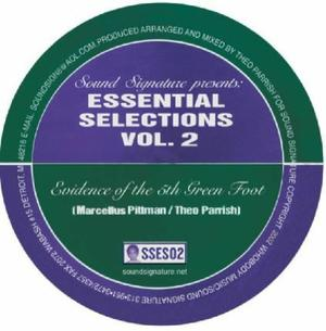 Marcellus Pittman / Theo Parrish-Essential Selections Vol. 2 / Sound Signature