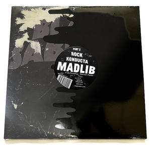 Madlib-Rock Konducta Part Two /  MADLIB INVAZION